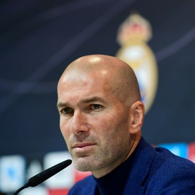 Real Madrid coach Zinedine Zidane drops Madrid bombshell
