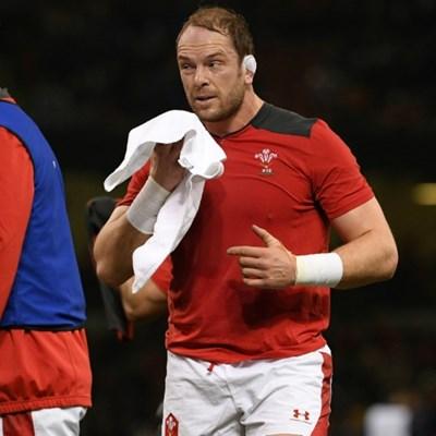 Wales captain Alun Wyn Jones sidelined 'for weeks'
