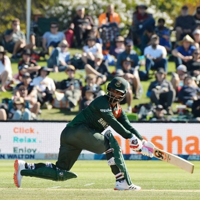 Bangladesh set New Zealand 272-run target in second ODI