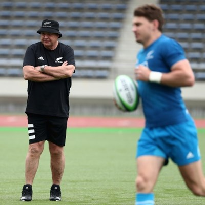 Bok loss won't be 'end of the world' for All Blacks: Hansen