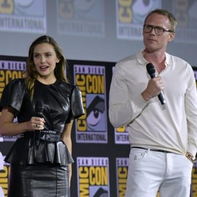 Marvel superhero series 'WandaVision' casts spell on MTV awards
