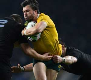 Veteran Wallaby Ashley-Cooper eyes World Cup comeback