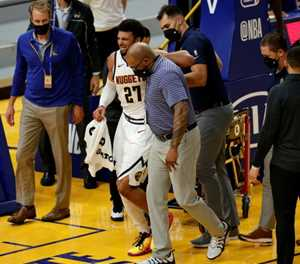 Murray suffered torn ACL, out indefinitely: Nuggets