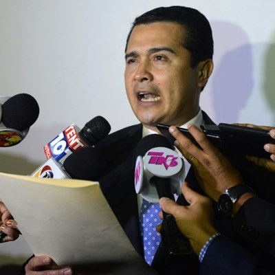 Honduran president's brother gets life in US jail for drug trafficking