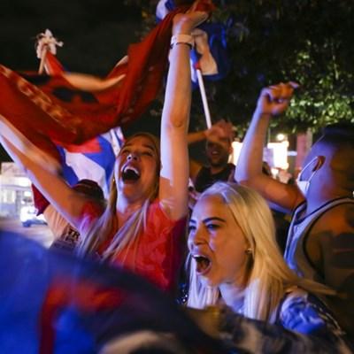 For Florida Latinos, Trump's tough talk against socialism rang true