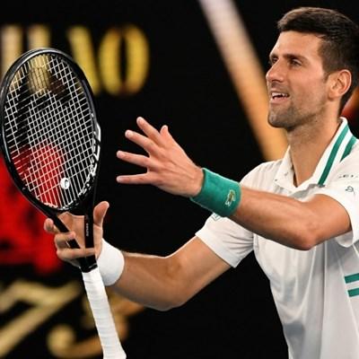 Djokovic praises Williams as 'one of greatest athletes'