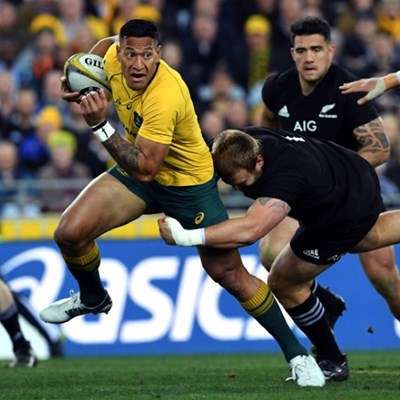 Folau handed sack notice over anti-gay comments