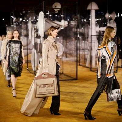 London Fashion Week goes virtual as Covid bites
