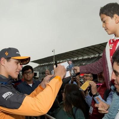 F1's next generation hail Hamilton influence