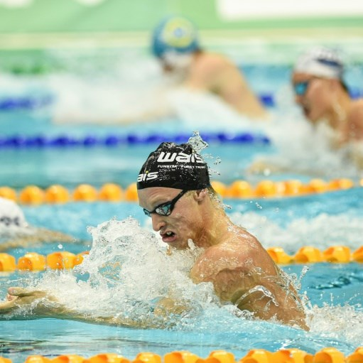 Aussie Stubblety-Cook swims second fastest 200m breaststroke of all time