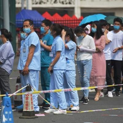 Beijing officials declare outbreak 'under control'