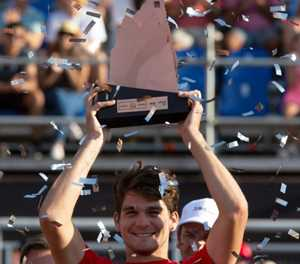 Seyboth Wild emulates Nadal with 'Golden Swing' title