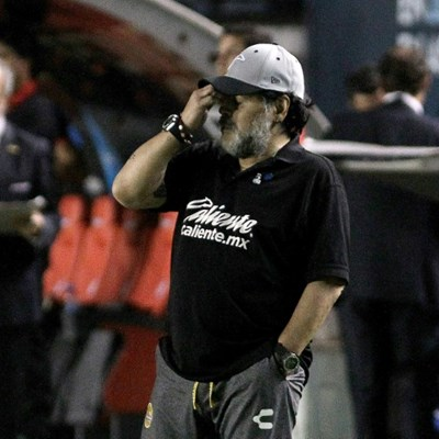 'I nearly died' - Maradona misses out on first title as coach