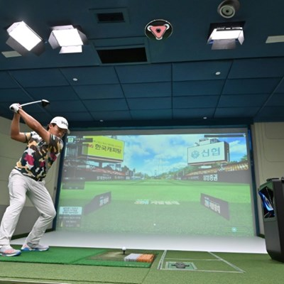 Hole in none: how screen golf got serious in South Korea