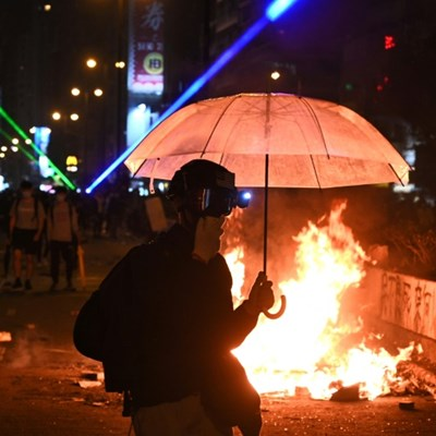 Fake news amplifies fear and confusion in Hong Kong