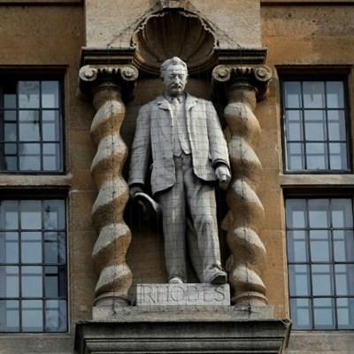 Rhodes will go - Oxford college backs statue removal