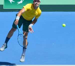 Australia, Germany, Italy grab Davis Cup finals berths
