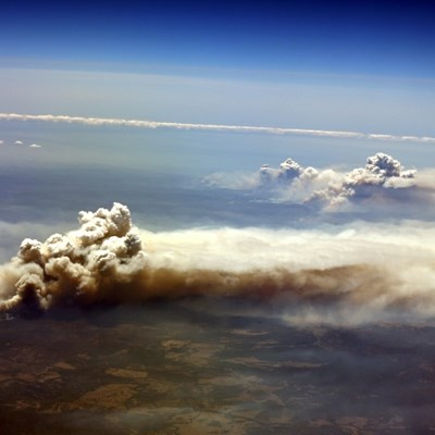 Australia fires spewed as much smoke into stratosphere as volcano: study