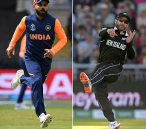 Indian fans fear Kiwi pace and weather for World Cup semi