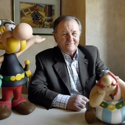 'Asterix' co-creator Albert Uderzo dies aged 92