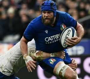 Italy's Budd targeting Scotland for long-awaited Six Nations win