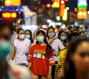 Virus misinformation fuels panic in Asia
