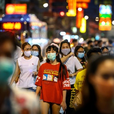 Virus misinformation fuels panic in Asia
