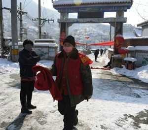 Small businesses suffer as China virus shuts communities