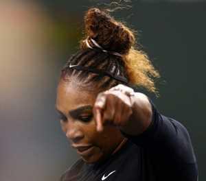 Serena out-guns Azarenka to reach Indian Wells 3rd rd
