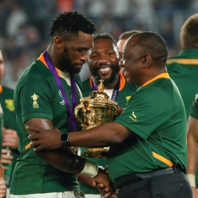 South Africans to put economic woes aside and honour Springboks