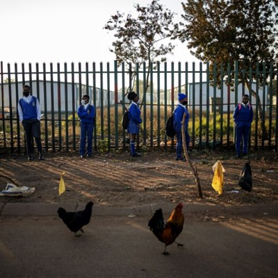 South African schools reopen after March lockdown eased