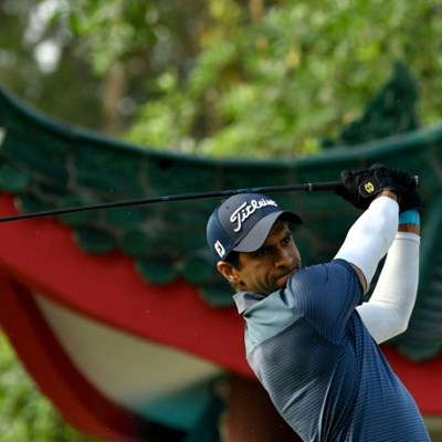 Big names struggle at blustery Hong Kong Open