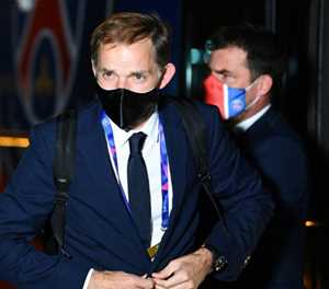PSG coach Tuchel saddened by France-Turkey tensions