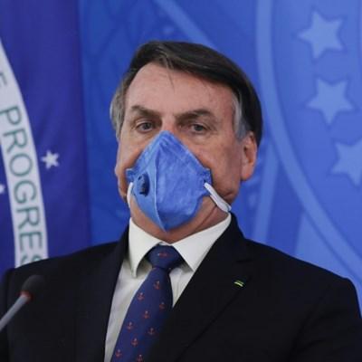 Facebook and Instagram remove Bolsonaro video questioning virus quarantine