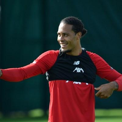 Van Dijk praises Liverpool's mental strength