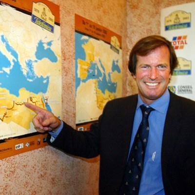 Peterhansel leads tributes after death of Dakar legend Hubert Auriol