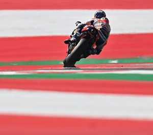 Marquez cools MotoGP title talk as he fights back from injury nightmare