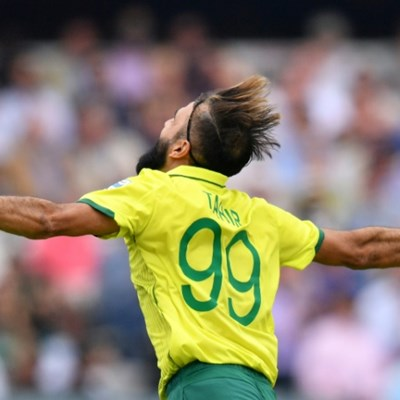 South Africa's Tahir set for emotional exit