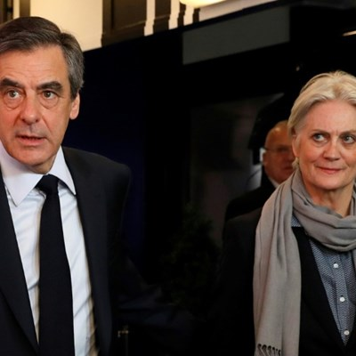French fraud trial opens for ex-premier Fillon