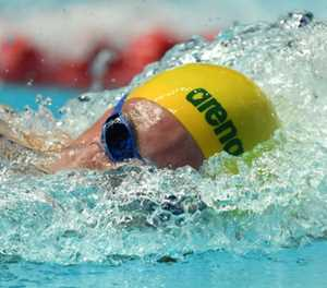 'Third time lucky' - Olympic swim champ Chalmers has heart surgery again