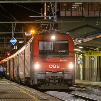Back on track: Europe's fading night trains win reprieve