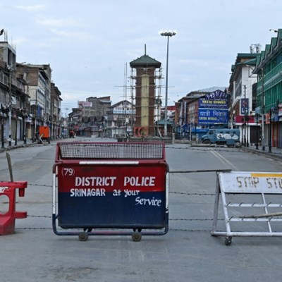 Kashmir curfew to be eased after Thursday: governor