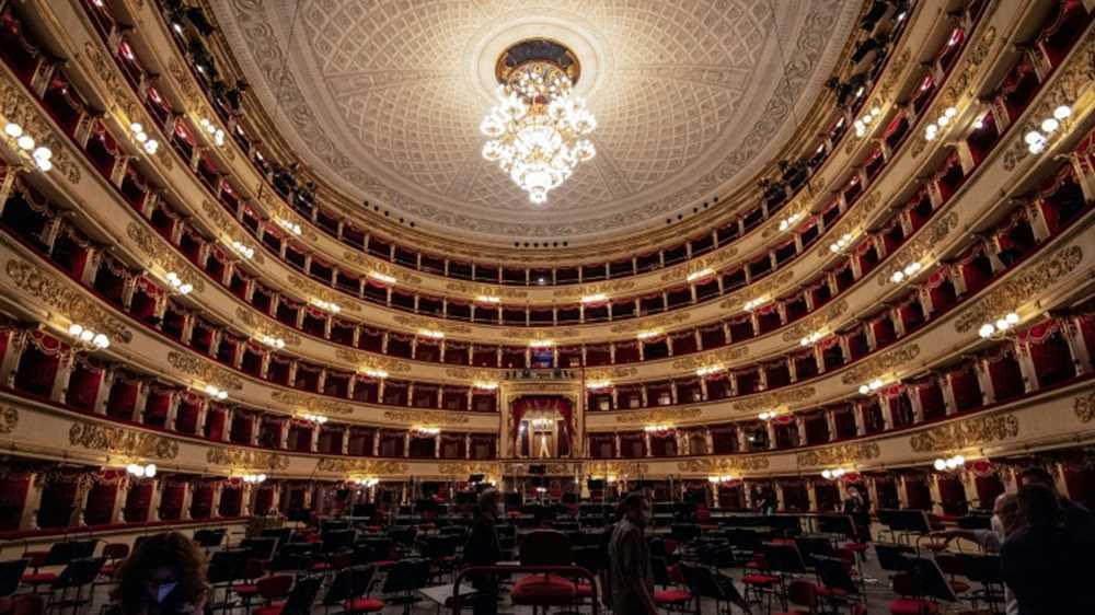 'Tears of joy': Milan's La Scala opera house to reopen to public