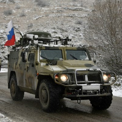 Karabakh ceasefire breached, says Russian army
