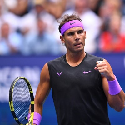 Clay fiend Nadal finds unlikely second home at US Open