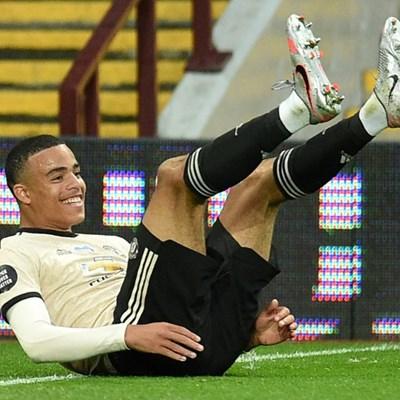Greenwood strikes as free-scoring Man Utd pile misery on Villa