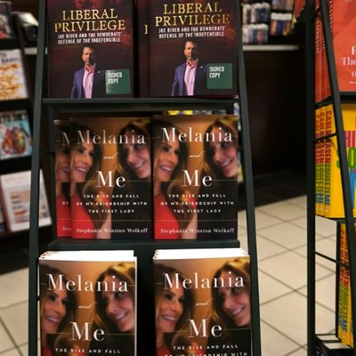 US sues author over Melania tell-all