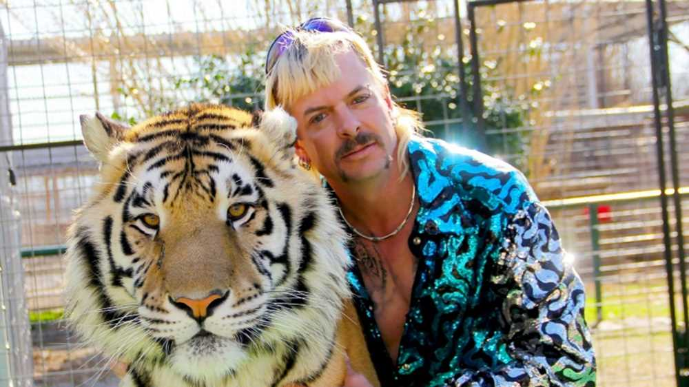 'Tiger King': true-crime tale of 'Joe Exotic' grips shut-in nation