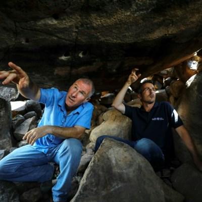 Ancient Golan rock art sheds light on mysterious culture