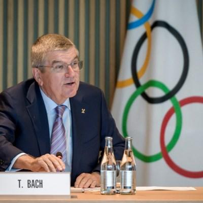 Olympic chief urges focus on cheating athletes' 'entourage'